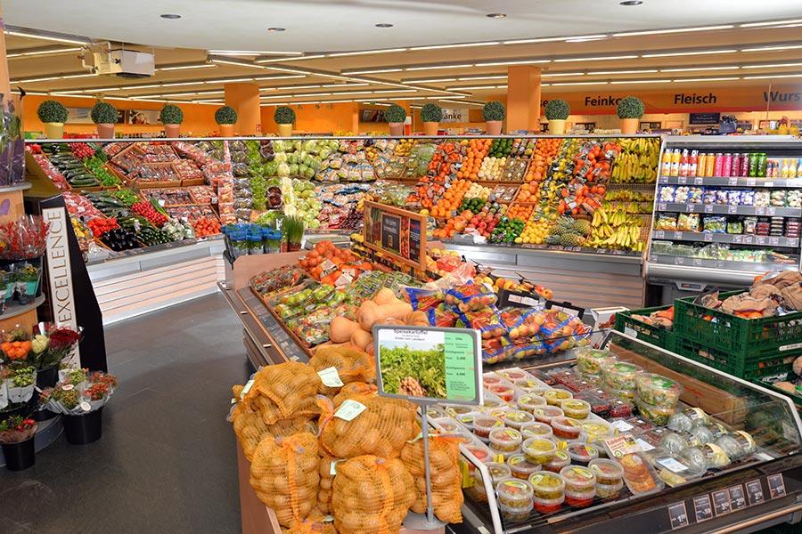 Obst und Gemüse bei EDEKA in Buxheim