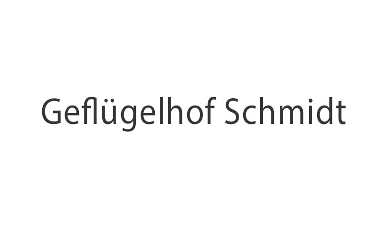 Partner - Geflügelhof Schmidt