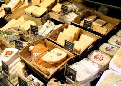 Käse aus der Frischetheke von EDEKA Schnalke